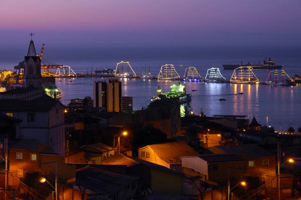 Santiago, Viña del Mar y Valparaíso 4D/3N (LACTS08)